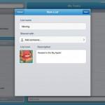 Astrid for iPad 3