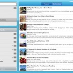 Astrid for iPad 4