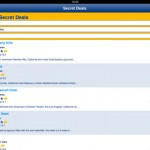 Booking.com for iPad 2