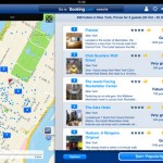 Booking.com for iPad 3