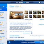 Booking.com for iPad 4