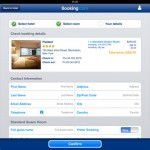 Booking.com for iPad 5