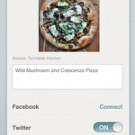 Evernote Food for iPhone 3