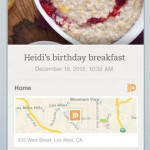 Evernote Food for iPhone 5