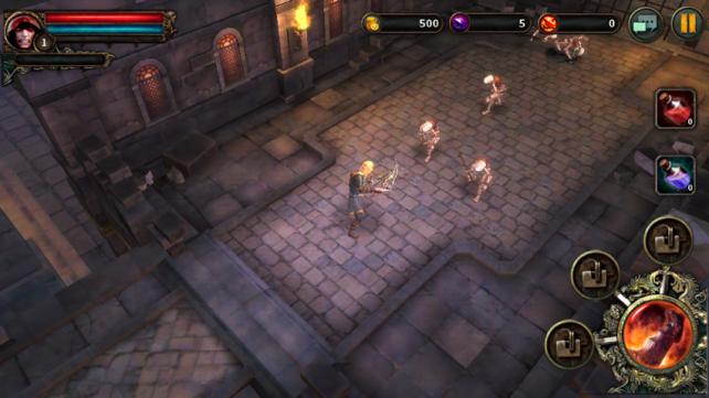 Gamevil's Hack-n-Slash Diablo-Like Dark Avenger Launches In The App Store