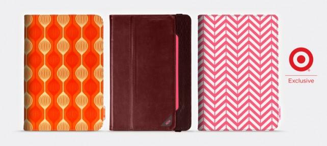X-Doria Launches Three Target-Exclusive iPad mini Cases