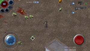 Alien Shooter - The Beginning by Sigma Team screenshot
