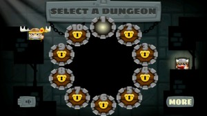 Little Viking Dungeon Of Doom by Utopian Games screenshot