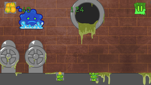 Sewer Slime Adventure by Shelley Richey screenshot