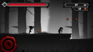 Haunted Night - Escape from Zombie by Toccata Technologies Inc. screenshot