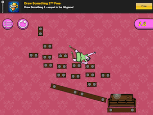 Throw Granny by LookAtMyGame screenshot