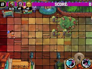 Zoombies: Animales de la Muerte! by High Voltage Software screenshot