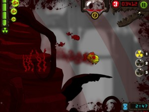 Zombie Fish Tank by Chillingo Ltd screenshot