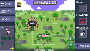 Super Bunny Land by Hei Games screenshot
