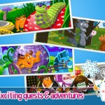 Monster World for iPad 4