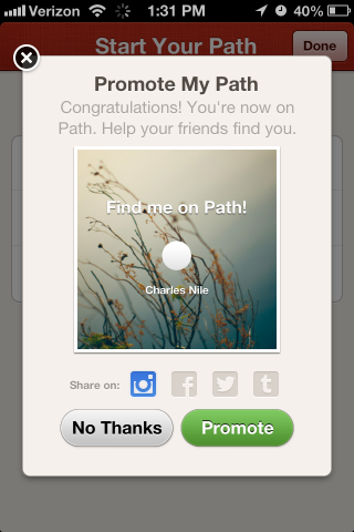 Path should remove this
