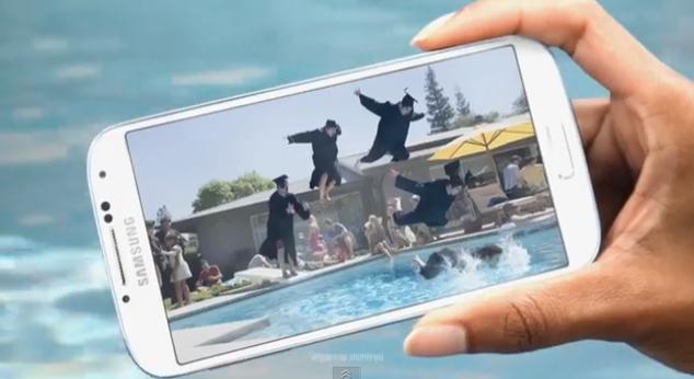 Samsung Galaxy S4 - Clicca per il video