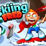 Skiing Fred for iPad 1