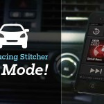 Stitcher Radio Car Mode