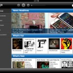 Stitcher Radio for iPad 1