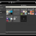 Stitcher Radio for iPad 2