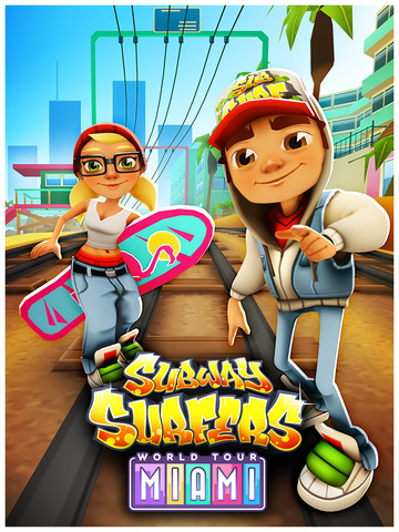 May 30th, 2013 app updates endless running games Kiloo subway surfers
