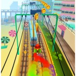 Subway Surfers Miami for iPad 4