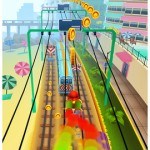 Subway Surfers Miami for iPhone 4