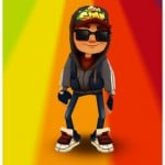 Subway Surfers Miami for iPhone 5