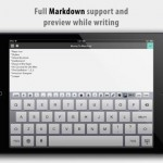 Write for Dropbox for iPad 4