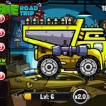 Zombie Road Trip for iPhone 2