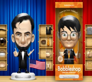 Bobbleshop version 4.0.1 (iPhone 5) - Customization
