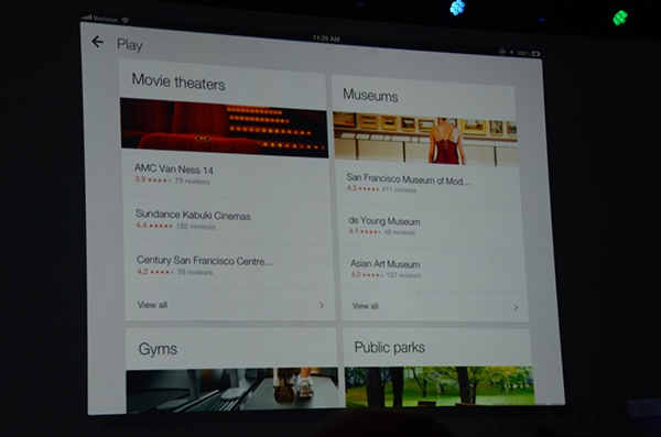 Google Maps for iPad
