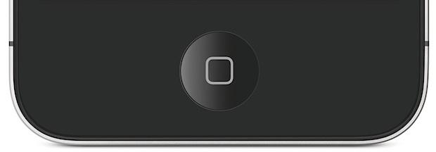 Nahradí Apple Home tlačítko iOS zařízení kapacitním snímačem?