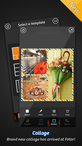 The Freemium Fotor Photo Editor For iPhone Adds A New Collage Feature