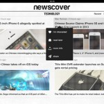 newscover for iPad 3