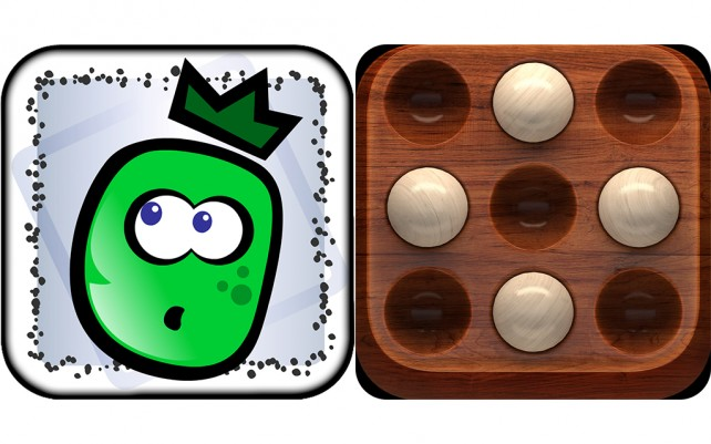 Todays Best Apps: Jelly Beans And Madagascar Checkers  Peg Solitaire