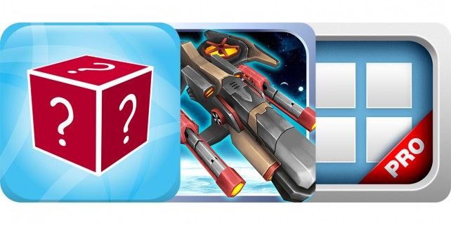 Todays Best Apps: NonoCube, Space Pursuit And Bitsboard Pro