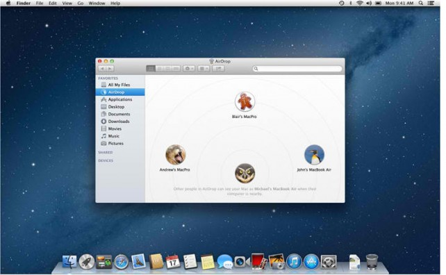 Is The Currently Mac-Only AirDrop File-Sharing Tool Getting Dropped Onto iOS 7?