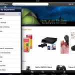 Amazon Mobile Shop by Department