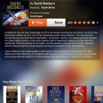 Audiobooks for iPad 4