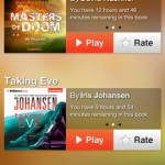 Audiobooks for iPhone 4