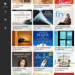 Audiobooks from Audible for iPad 3