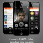 Audiobooks from Audible for iPhone 1