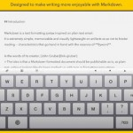 Byword for iPad 1