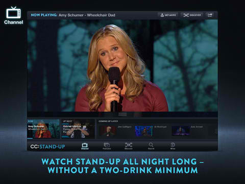 Laugh Your Way Through Comedy Central's Stand-Up Specials With CC: Stand-Up