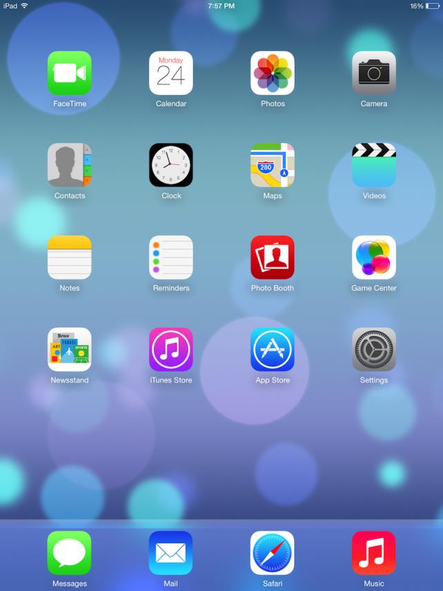 Ios 7 скачать ipad