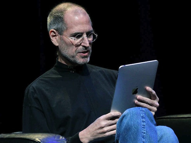 Cue Talks Jobs In iBooks Case: Discusses Page-Curling, 'Winnie-the-Pooh' And More