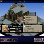 Final Fantasy Tactics for iPad 2