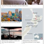 Google Currents for iPad 1